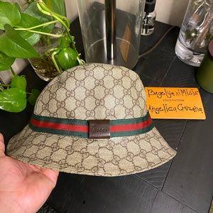 original used gucci bucket hat